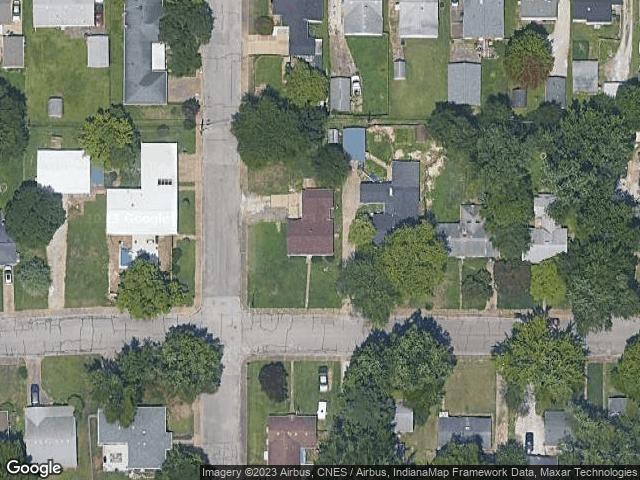 2200 E Michigan Street Evansville, IN 47711 Satellite View
