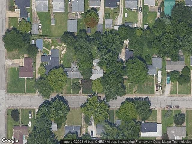2212 E Michigan Street Evansville, IN 47711 Satellite View