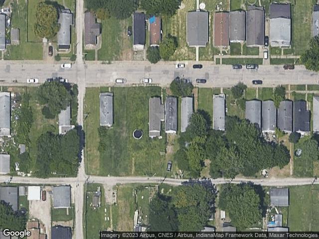 631 E Maryland Street Evansville, IN 47711 Satellite View