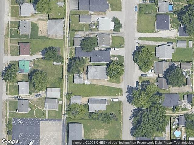 1820 Haven Drive Evansville, IN 47711 Satellite View