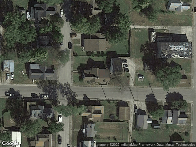 722 S Fourth Street Boonville, IN 47601 Satellite View