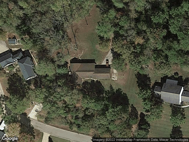 385 W Evergreen Plaza Santa Claus, IN 47579 Satellite View