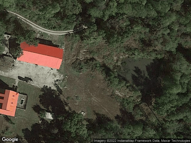8988 Easley Road Gentryville, IN 47537 Satellite View