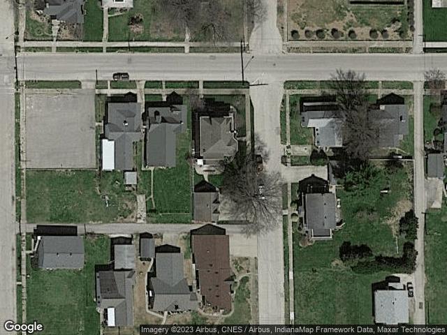 707 E Walnut Street Washington, IN 47501 Satellite View