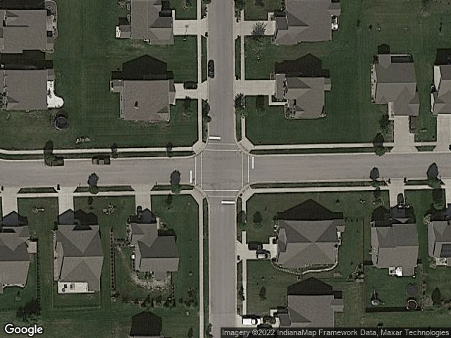 4795 Marshall Drive Plainfield, IN 46168 Satellite View
