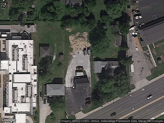 2430 E Main Street Plainfield, IN 46168 Satellite View