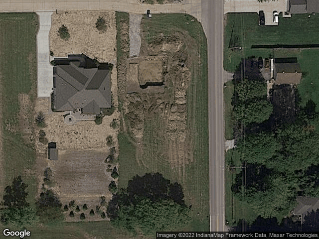 8995 Prairie Trail Avon, IN 46123 Satellite View
