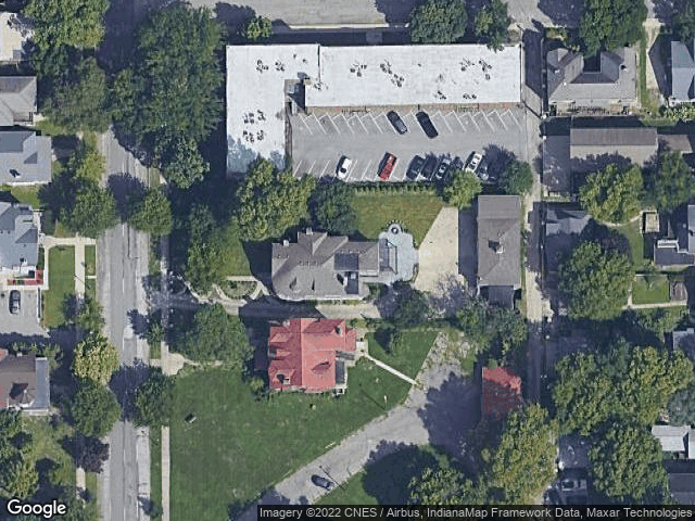 1421 Central Avenue Indianapolis, IN 46202 Satellite View