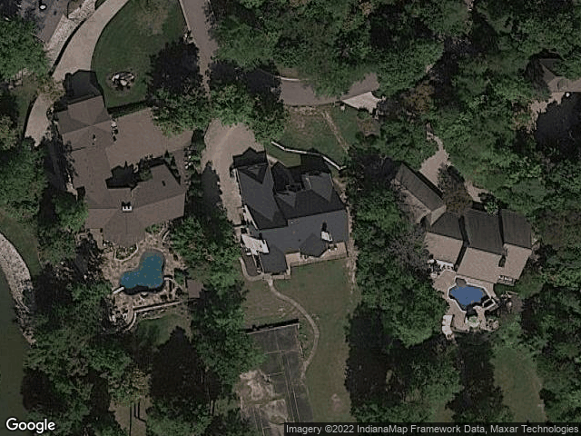 8449 Bay Colony Dr Indianapolis, IN 46234 Satellite View