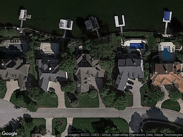 12336 Thunder Bay Court Indianapolis, IN 46236 Satellite View