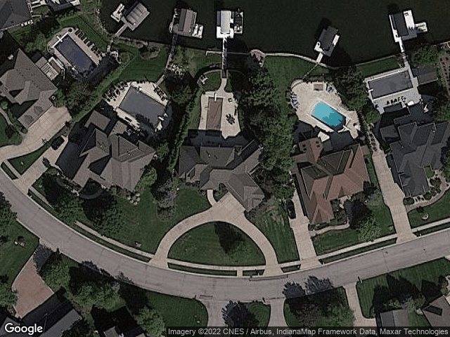 12932 Rocky Pointe Road McCordsville, IN 46055 Satellite View