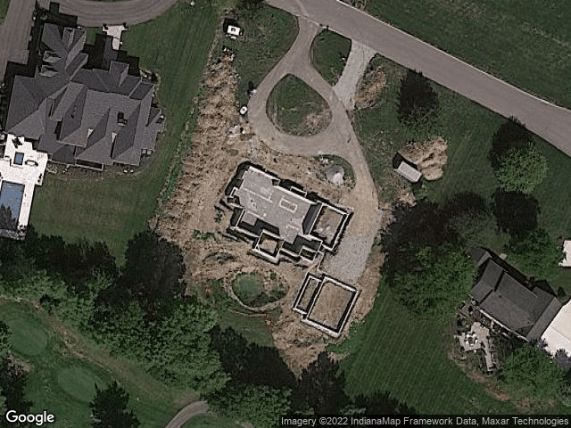 2049 Saint Andrews Circle Carmel, IN 46032 Satellite View