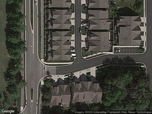 488 Chimney Rock Drive Carmel, IN 46032 Satellite View