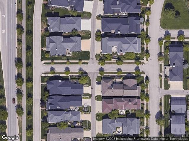 2579 Filson St Carmel, IN 46032 Satellite View