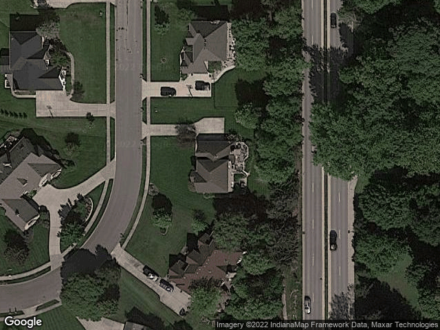14387 Salem Drive E Carmel, IN 46033 Satellite View