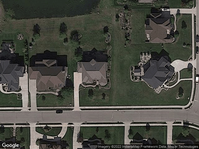 14261 Overbrook Drive Carmel, IN 46074 Satellite View