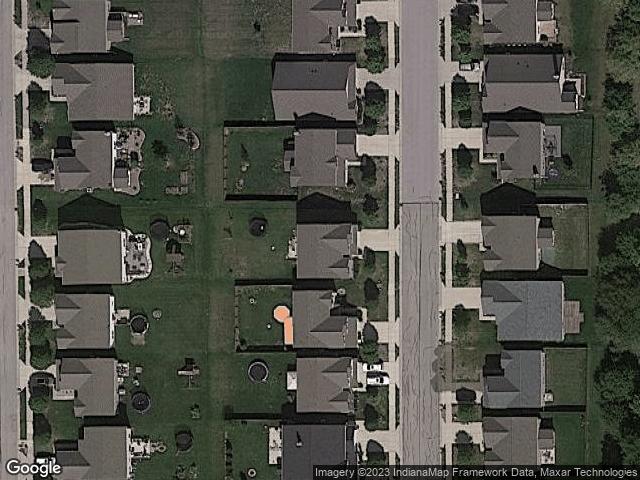 17052 S Burntwood Way Westfield, IN 46074 Satellite View