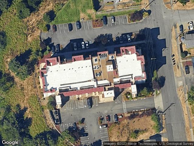 320 E 32nd #406 Tacoma, WA 98404 Satellite View