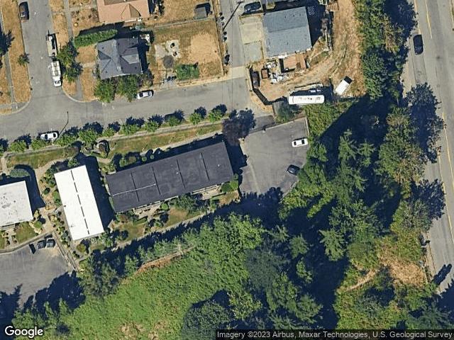 1012 S 27th St #A301 Tacoma, WA 98409 Satellite View