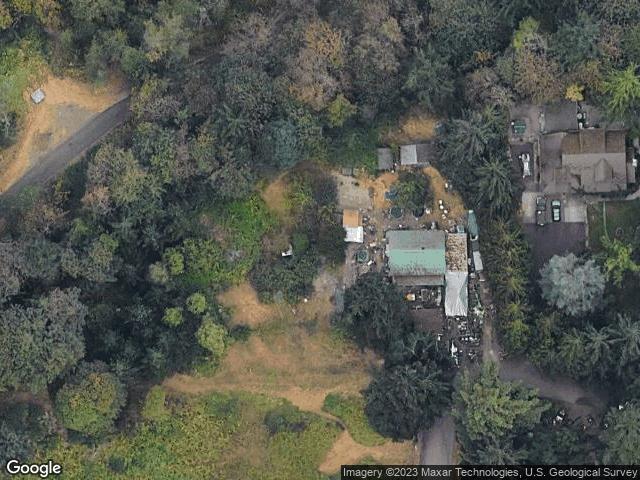 910 diamond St Milton, WA 98354 Satellite View