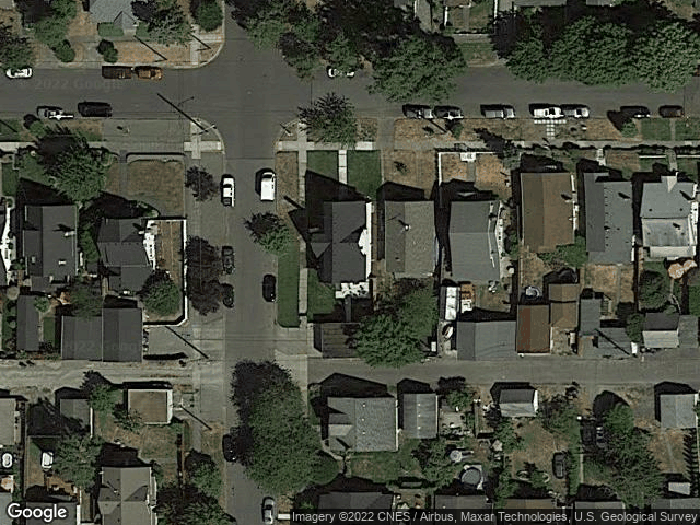 3724 22nd Tacoma, WA 98406 Satellite View