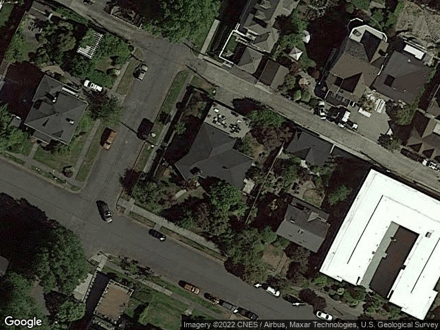 523 N D St Tacoma, WA 98403 Satellite View