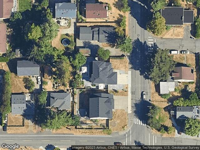 16249 51st Ave S Tukwila, WA 98188 Satellite View