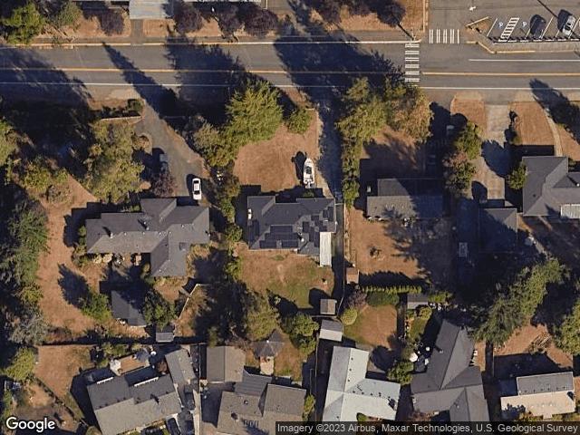 611 SW 120th St Seattle, WA 98146 Satellite View