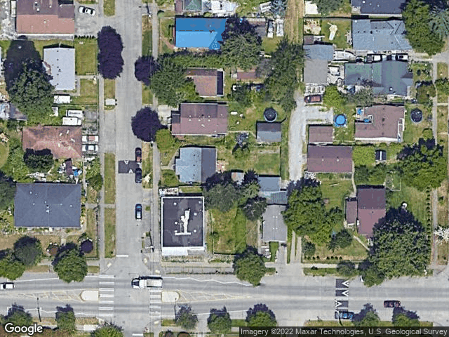 8852 11th Ave SW Seattle, WA 98106 Satellite View
