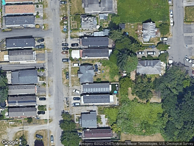 8816 2 Ave S Seattle, WA 98108 Satellite View