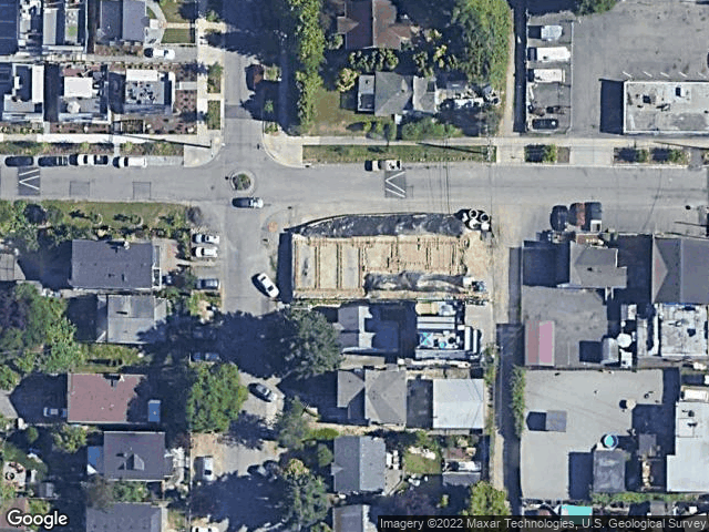 5600 25th Ave SW Seattle, WA 98106 Satellite View