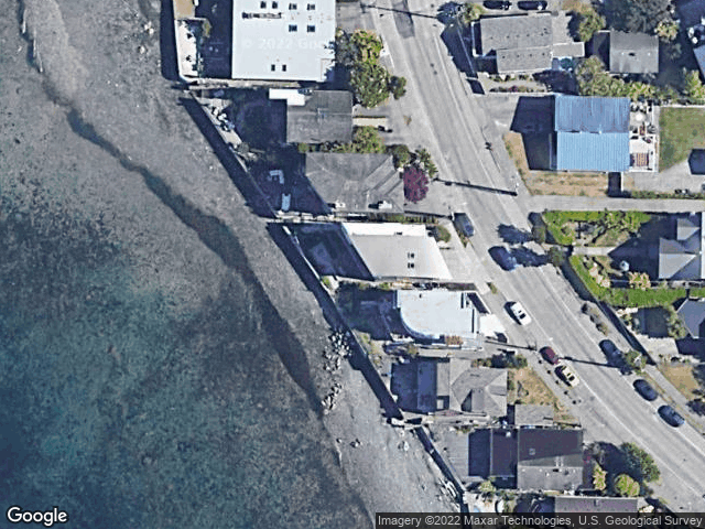 5415 Beach Dr SW Seattle, WA 98136 Satellite View