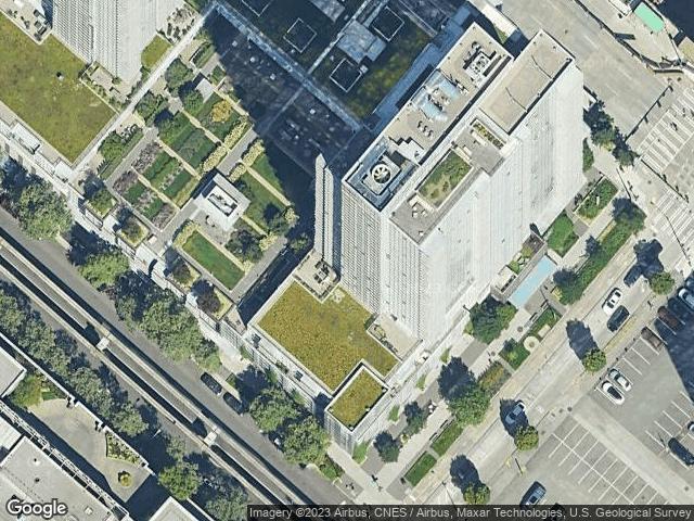 588 Bell St #4002S Seattle, WA 98121 Satellite View