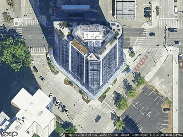 600 Wall St #3307 Seattle, WA 98121 Satellite View