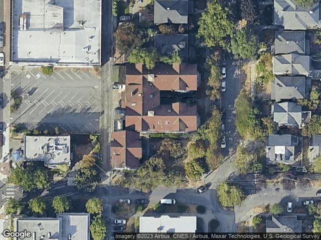 403 16th Ave E #F Seattle, WA 98112 Satellite View