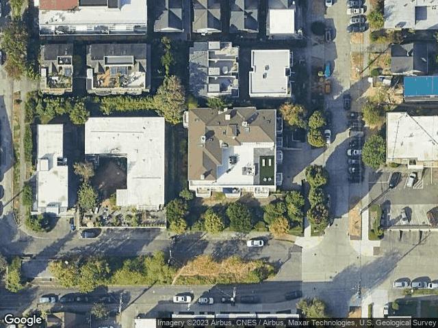 801 2nd Ave N #401 Seattle, WA 98109 Satellite View