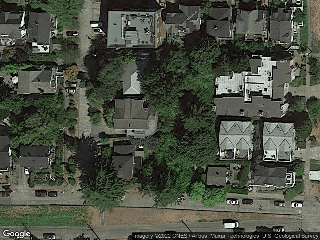 1008 4th Ave N Seattle, WA 98109 Satellite View