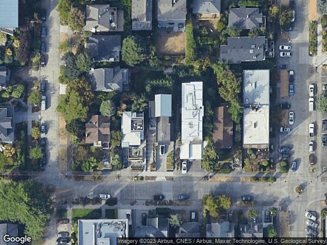 410 Prospect St Seattle, WA 98109 Satellite View