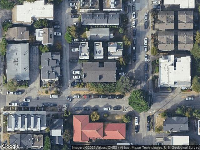 566 Highland Dr #101 Seattle, WA 98109 Satellite View