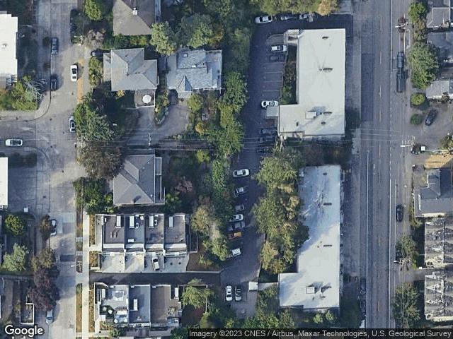1525 Taylor Ave N #307 Seattle, WA 98109 Satellite View