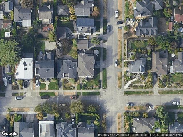 2902 W Eaton St Seattle, WA 98199 Satellite View