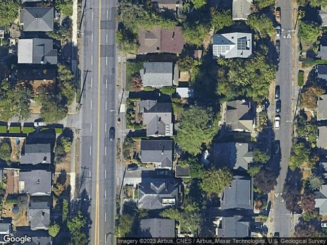 1864 24th Ave E Seattle, WA 98112 Satellite View
