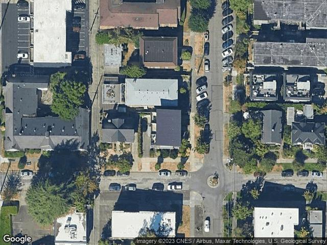 2705 Franklin Ave E Seattle, WA 98102 Satellite View