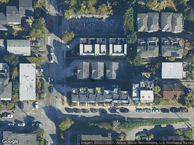 3806 13th Ave  W Seattle, WA 98119 Satellite View