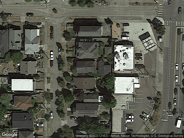 3930 Midvale Ave N Seattle, WA 98103 Satellite View
