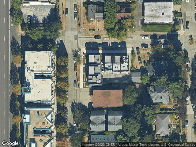 953 N 43rd St #2 Seattle, WA 98103 Satellite View