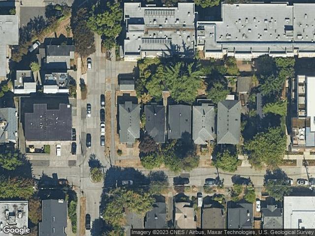 1204 N Allen Place Seattle, WA 98103 Satellite View