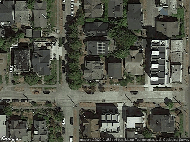 4702 Linden Ave N Seattle, WA 98103 Satellite View