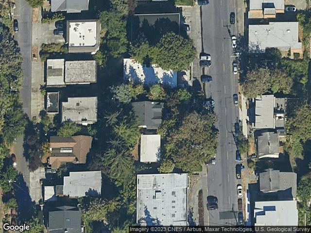 5219 22nd Ave NE Seattle, WA 98105 Satellite View