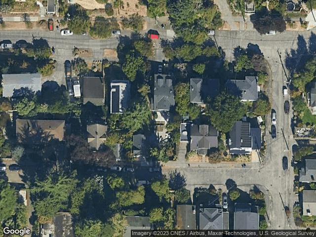 111 NW 55th St Seattle, WA 98107 Satellite View